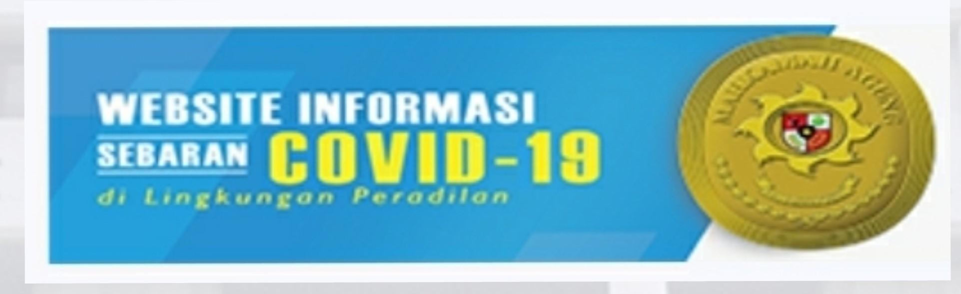 Informasi Sebaran Covid-19